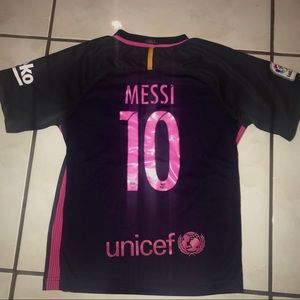 Other - ⚽️ Messi Barcelona youth Medium jersey